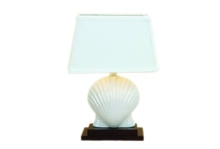 DEI-Scallop-Shell-Lamp-0-450x305 Beach Themed Lamps