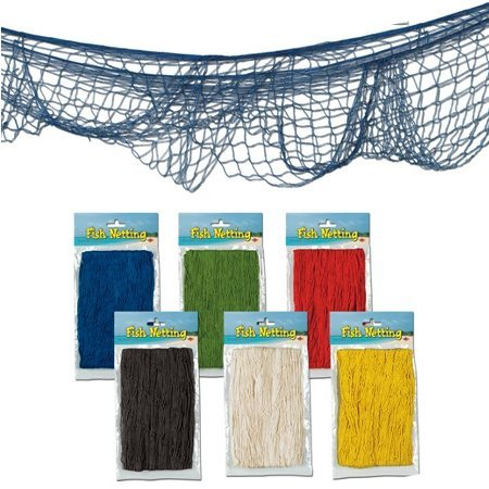 Decorative Fish Net Colors May Vary 0