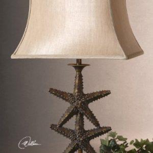Designer STARFISH Table LAMP Luxury Beach 0 1 300x300