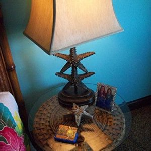 Designer STARFISH Table LAMP Luxury Beach 0 300x300