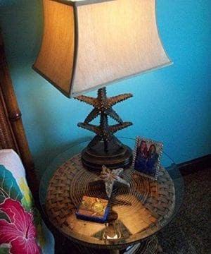 Designer STARFISH Table LAMP Luxury Beach 0 300x360