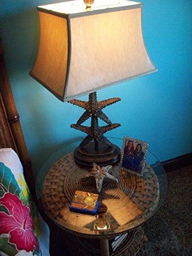 Designer STARFISH Table LAMP Luxury Beach 0