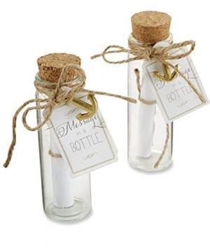 Kate Aspen Message In A Bottle Glass Favor Bottle Set Of 12 0 300x360