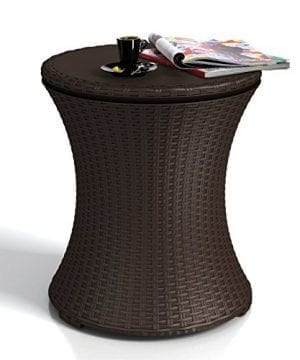 Keter Pacific Cool Bar Rattan Party Cooler 0 0 300x360