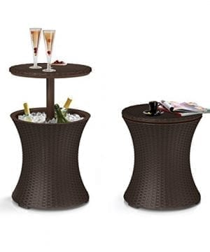 Keter Pacific Cool Bar Rattan Party Cooler 0 1 300x360