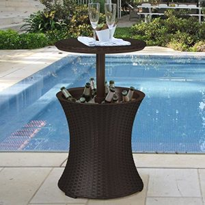 Keter Pacific Cool Bar Rattan Party Cooler 0 300x300