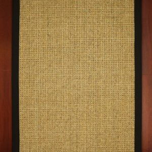 NaturalAreaRugs South Beach Sisal Rug 100 Natural Fiber Eco Friendly Made In USA 0 0 300x300