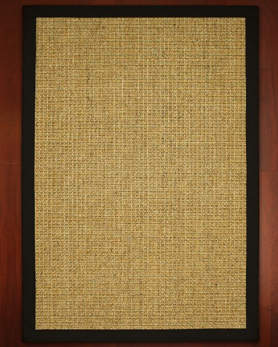 NaturalAreaRugs South Beach Sisal Rug 100 Natural Fiber Eco Friendly Made In USA 0 0