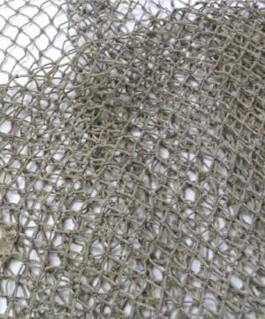 Nautical Decorative Fish Net 5 Foot X 10 Foot Rustic Beach Decor 0 300x360