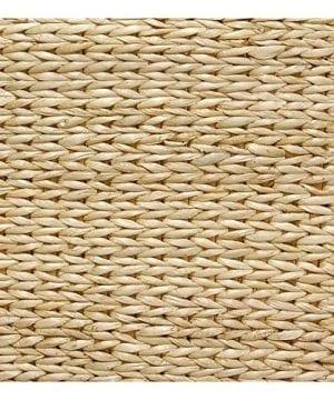 Oriental Furniture Rush Grass Storage Box Natural 0 1 300x360