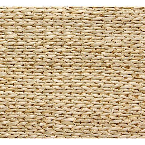 Oriental Furniture Rush Grass Storage Box Natural 0 1
