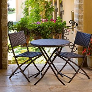 RST Brands Bistro Patio Furniture 3 Piece 0 0 300x300