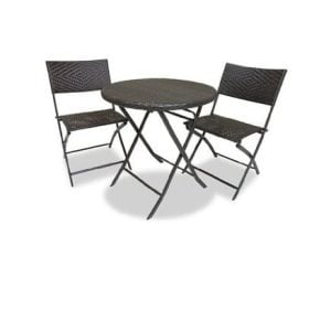 RST Brands Bistro Patio Furniture 3 Piece 0 300x300
