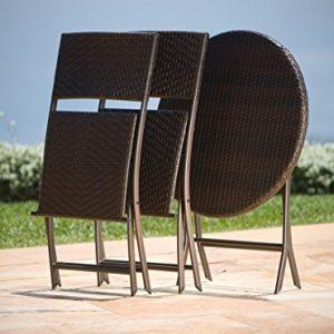 RST Brands Bistro Patio Furniture 3 Piece 0 4 300x300