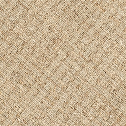 Safavieh Natural Fiber Collection NF114A Handmade Natural And Beige Seagrass Round Area Rug 6 Feet In Diameter 6 Diameter 0 2
