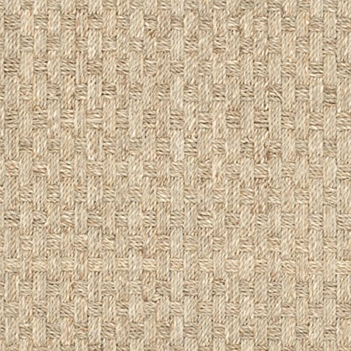 Safavieh Natural Fiber Collection NF114P Handmade Natural And Grey Seagrass Area Rug 5 Feet By 8 Feet 5 X 8 0 3