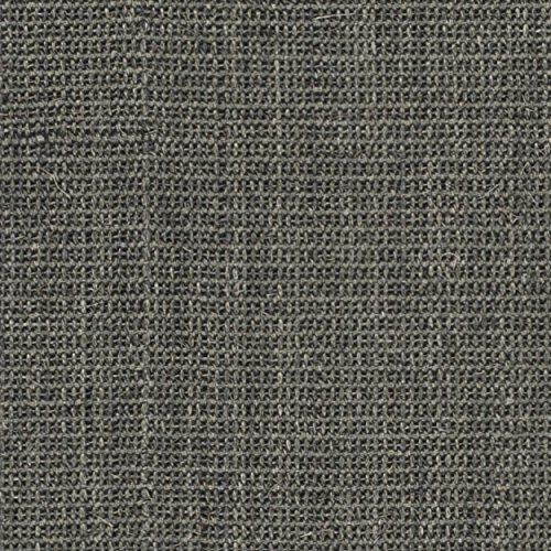 Safavieh Natural Fiber Collection NF441D Handmade Charcoal And Charcoal Sisal Area Rug 2 Feet 6 Inches By 4 Feet 26 X 4 0 1