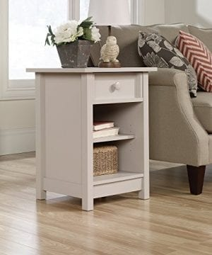 Sauder Original Cottage 1 Drawer Side Table 0 300x360