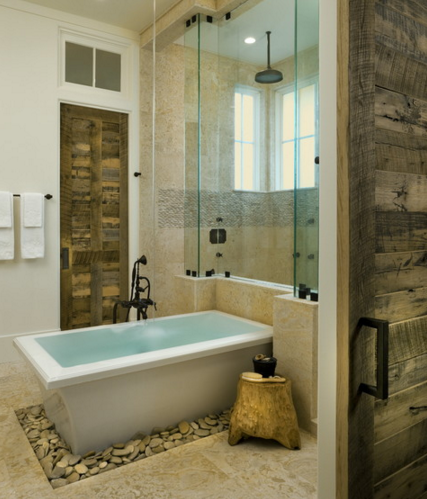 5-Zen-Beach-Bathroom 100+ Best Beach Bathroom Decorations 2020