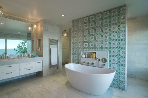 6-modern-beach-bathroom-design- 100+ Beach Bathroom Decorations