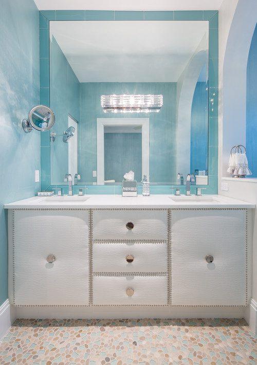 beach-bathroom-decor-ideas 101 Beach Themed Bathroom Ideas