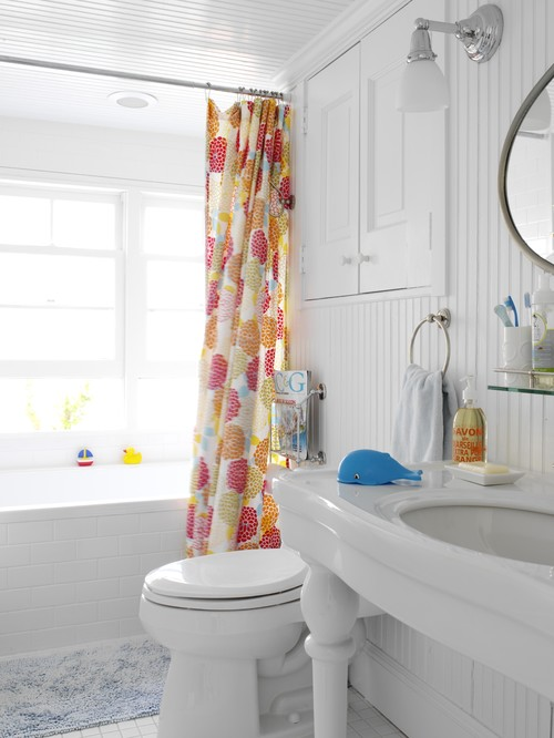 7.-Simple-Cottage-Bathroom 50+ Beach Cottage Bathroom Ideas