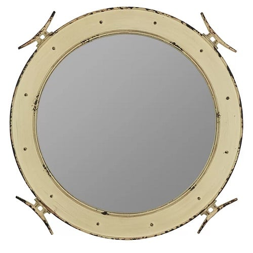 worsham-accent-mirror-nautical Coastal Mirrors and Beach Themed Mirrors