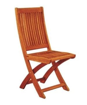 Achla-Designs-OFC-05-Folding-Chair-0-300x360 51 Teak Outdoor Furniture Ideas