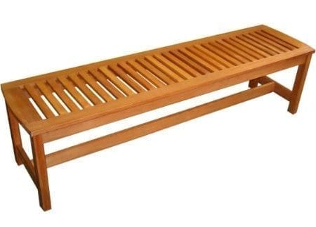Arboria-8801079-Serenity-Backless-Bench-0-450x323 100+ Outdoor Teak Benches