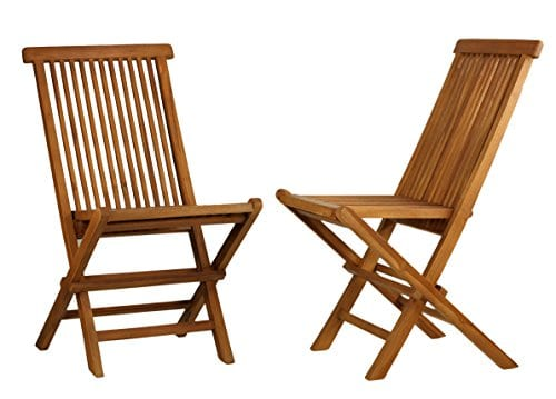 Bare-Decor-Vega-Golden-Teak-Wood-Outdoor-Folding-Chair-Set-of-2-0 Ultimate Guide to Outdoor Teak Furniture