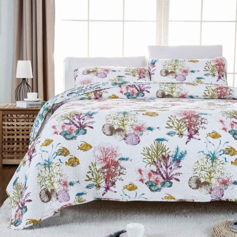 Coastal Bedding And Beach Bedding Sets Beachfront Decor