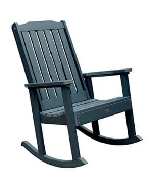 Highwood-Lehigh-Rocking-Chair-Nantucket-Blue-0-300x360 Best Teak Patio Furniture Sets