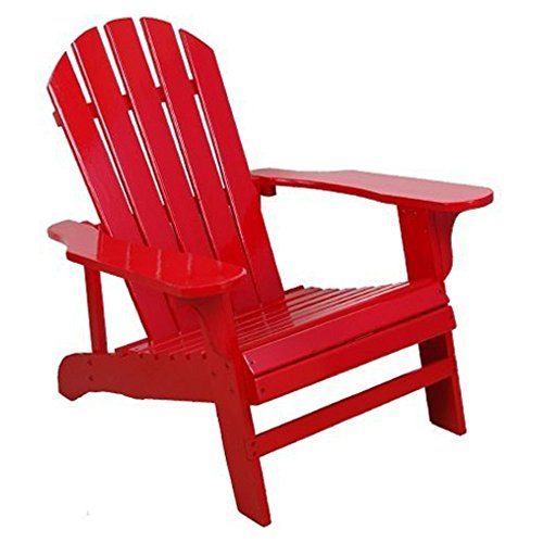 Leigh Country Wooden Adirondack Chair 0