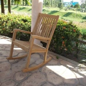 New-Grade-A-Teak-Wood-Kingston-Rocker-Rocking-Arm-Chair-Rocker-Cushion-Sold-Separately-Choose-Below-0-300x300 Teak Dining Chairs & Outdoor Teak Chairs