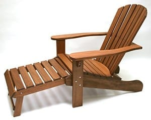 Outdoor-Interiors-Ottoman-Adirondack-Chair-2-245-300x239 Adirondack Chairs For Sale