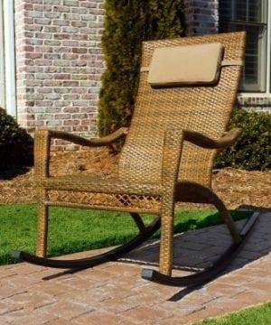 Tortuga-Outdoor-Garden-Patio-Maracay-Rocking-Chair-0-300x360 Best Teak Patio Furniture Sets