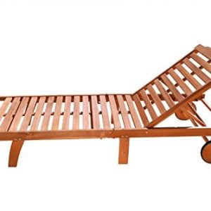 VIFAH-V255-Outdoor-Wood-Single-Chaise-Lounge-Natural-Wood-Finish-75-by-28-by-13-Inch-0-300x300 51 Teak Outdoor Furniture Ideas For 2020