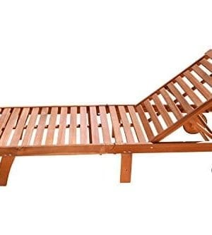 VIFAH-V255-Outdoor-Wood-Single-Chaise-Lounge-Natural-Wood-Finish-75-by-28-by-13-Inch-0-300x333 Ultimate Guide to Outdoor Teak Furniture