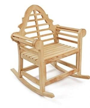 Windsors-Lutyens-Rocking-Chair-Premium-Grade-A-Indonesian-Plantation-Teak-3640lbs-5-Year-Warranty-Worlds-Best-Outdoor-Furniture-Teak-Lasts-A-Lifetime-0-300x360 Ultimate Guide to Outdoor Teak Furniture
