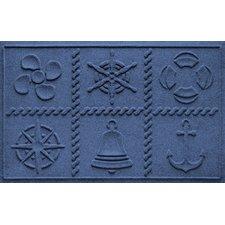 aqua-shield-nautical-themed-doormat Beach Doormats and Coastal Doormats