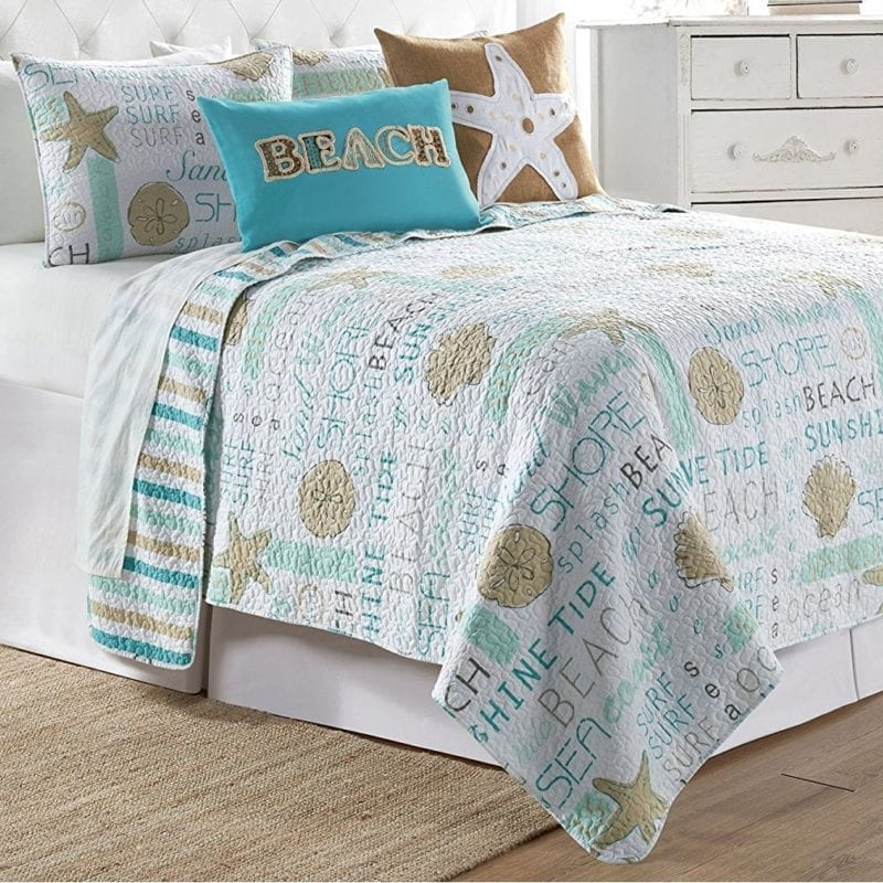 elise-and-james-quilt-800x800 Coastal Bedding Sets and Beach Bedding Sets