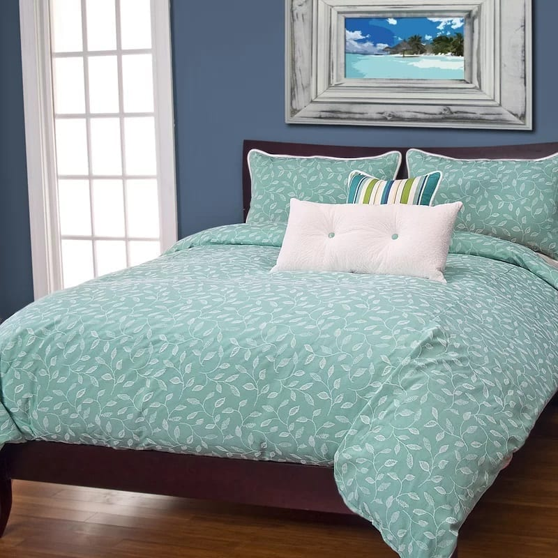 karina-ilse-waters-duvet-cover-set-by-bayou-breeze Coastal Bedding Sets and Beach Bedding Sets