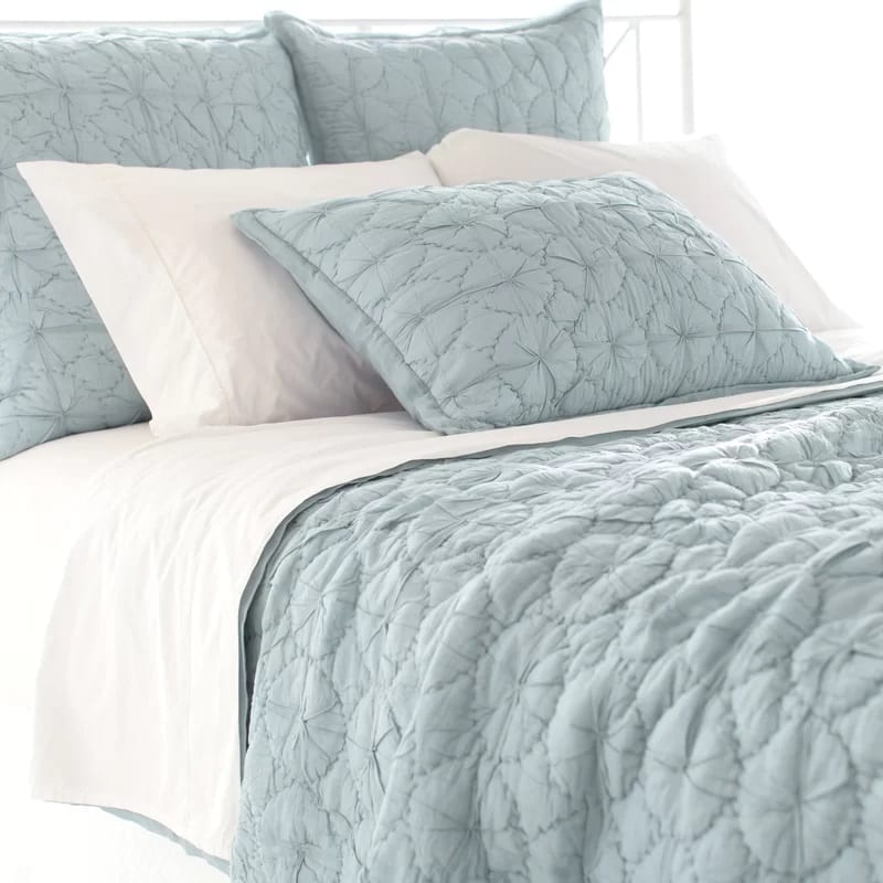 marina-quilt-collection-by-pine-cone-hill Coastal Bedding Sets and Beach Bedding Sets