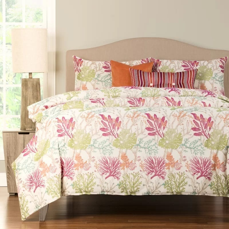 orwell-duvet-cover-set-by-rosecliff-heights Coastal Bedding Sets and Beach Bedding Sets