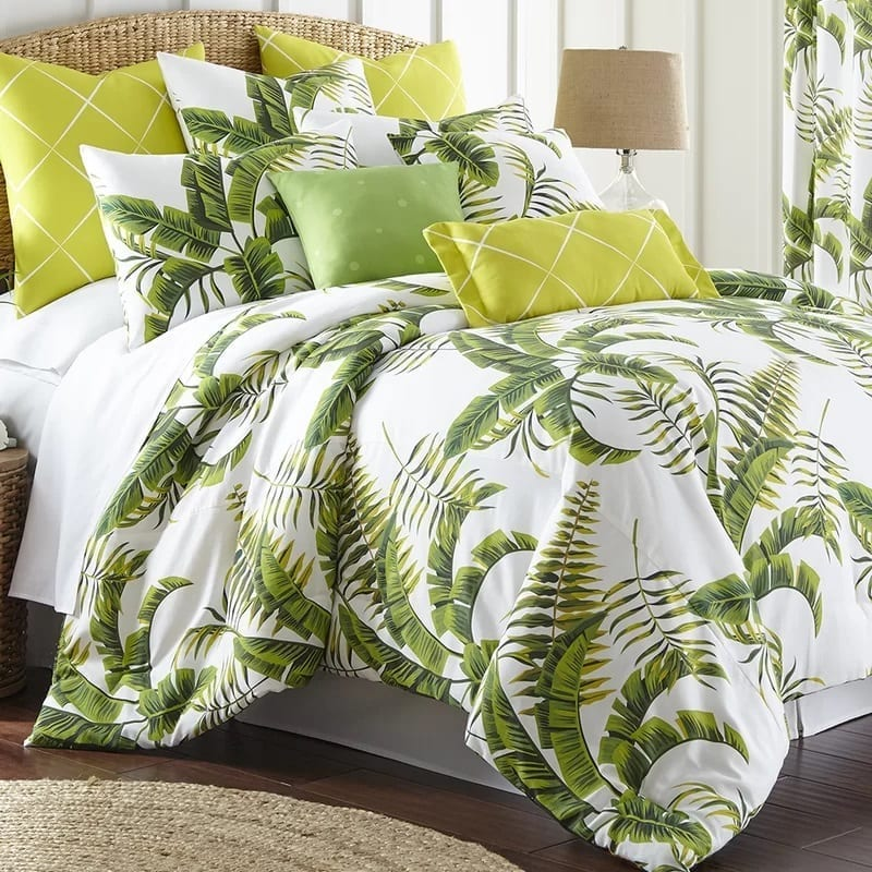 reshmi-cotton-duvet-cover-set-by-bayou-breeze Coastal Bedding Sets and Beach Bedding Sets