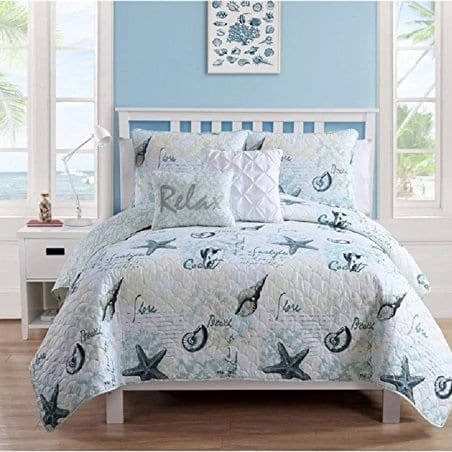 starfish-bedding Coastal Bedding Sets and Beach Bedding Sets