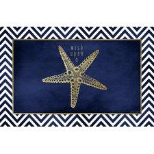 starfish-wish-doormat Beach Doormats and Coastal Doormats