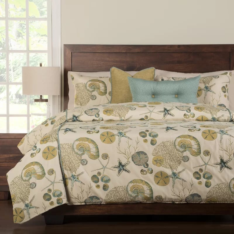 swindon-duvet-cover-set-by-rosecliff-heights Coastal Bedding Sets and Beach Bedding Sets