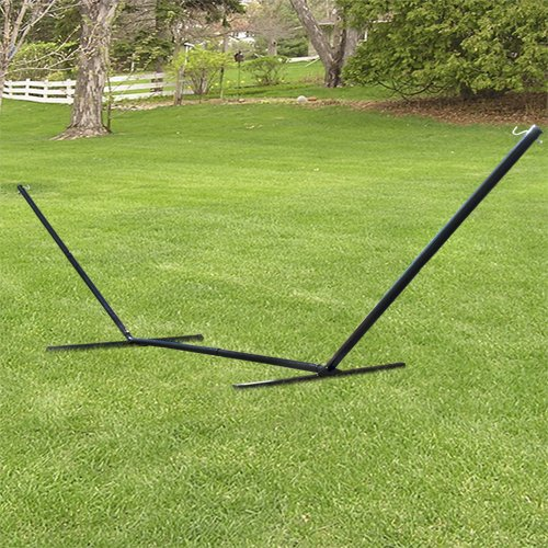 Best Choice Products Hammock Stand 15 Solid Steel Beam Construction Outdoor Yard Patio New 0