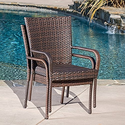Best Selling Outdoor Wicker Chairs 2 Pack 0 0
